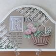 """Rose Garden Sign"""