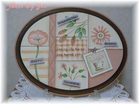 Flower harmon series~『pink&pink』