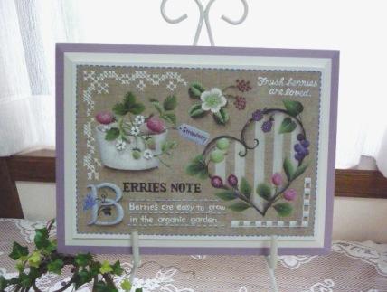 """""""ノートシリーズ""""~Berries  Note"""
